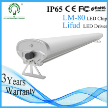 IP65 Alto lúmenes 1200m m 40W Tri-Proof LED luz