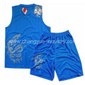 Camiseta de baloncesto reversible con mens