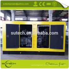Generador diesel eléctrico 100Kw / 125Kva, accionado por el motor 1104C-44TAG2