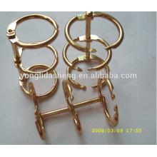 Proveedor de China respetuoso del medio ambiente y de alta calidad 3 anillo vinculante conectando hardware anillo