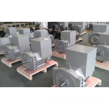 Stamford Brushless Excitation Synchronous AC Alternator Double Bearing Generator