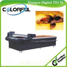 Bump Effect No Film & Plate-Making UV Printer (Colorful UV1225)