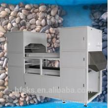 Machine à trier la couleur du sable à quartz / Quartz Sand Color Sorter