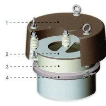 Válvula de seguridad de alivio de presión WAM para silo de cemento VCP273B
