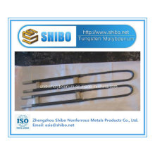 Factory Direct Supply 1800c U Shape Mosi2 Heating Element with Best Price