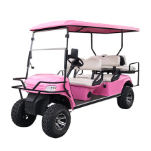 Carrello da golf potente fuoristrada mini carrelli all'ingrosso