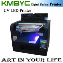 No Scratch Down All Purpose UV Mobile Case Printing Machine