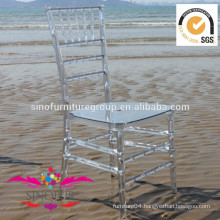 Made from SinoFur hot sale resin chiavari chair