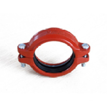 Ductile Iron or Cast Iron Rigid Coupling