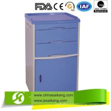 PP Bedsdie Cabinet avec deux tiroirs