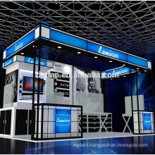 Detian offer generous trade show exhibition booth modular fashion expo booth design