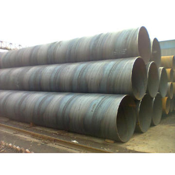 Factory direct sale 3PE Coated Ssaw Steel