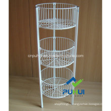 3 Tier Round Promotion Basket (PHY505)
