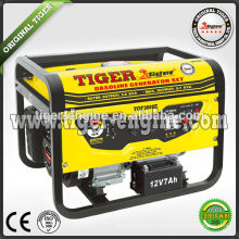 Tiger Gasoline Générateur électrique 2.5kva liste de prix TGF3600E