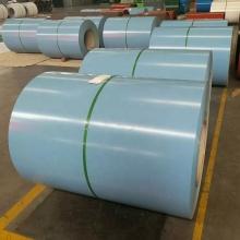 Neues Produkt Dachwand Strukturelle Verwendung Farbbeschichteter verzinkter Stahlstreifen zum Verkauf