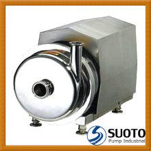 Pompe centrifuge sanitaire pour lait et jus