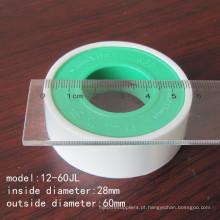 PVC Tubo PTFE Thread Seal Fita / Eflon Fita