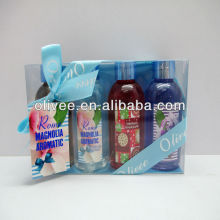Best-selling daily use bath gel set