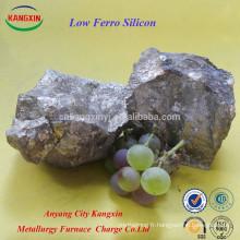 Terre rare faible teneur en fer / silicone