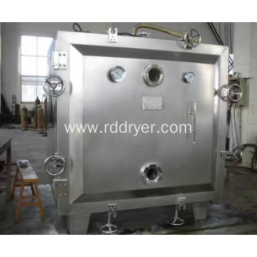 FZG Square vacuum dryer with air compressor