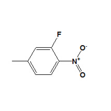 3-Fluor-4-Nitrotoluol CAS Nr. 446-34-4