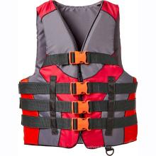 gilet de sauvetage kayak personnalisé avec poches
