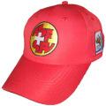 New custom polyester football sports cap oem hat