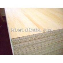 4'*8'*6mm/12mm/16mm plywood