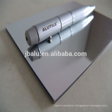 mirror polished reflective 5xxx series aluminum sheet plate price