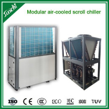 2014 hot sell air cooled chiller for central heating and cooling
