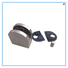 Casting U-Shaped Stainless Steel Glass Handrail Bracket