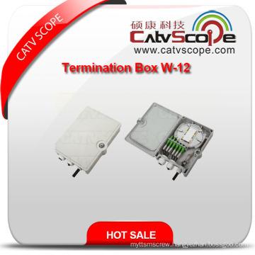 W-12 FTTX Terminal Box/Optical Fiber Terminal Frame/ODF