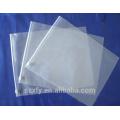 Saco de plástico personalizado da selagem do zipper do fabricante para a roupa de embalagem