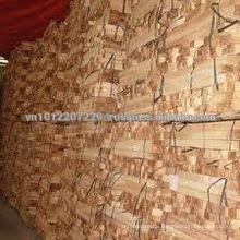 Gummi Holz Schnittholz