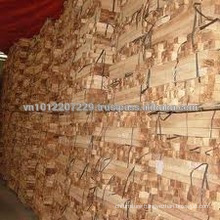 Rubber wood sawn timber