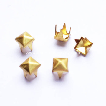 Pyramid Nailheads for Leather Work 5x5mm