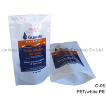 Pool Chemistry Products Packaging Bag