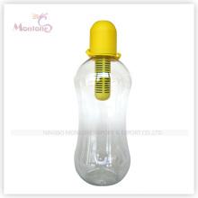 550 мл прозрачной бутылке воды фильтр
