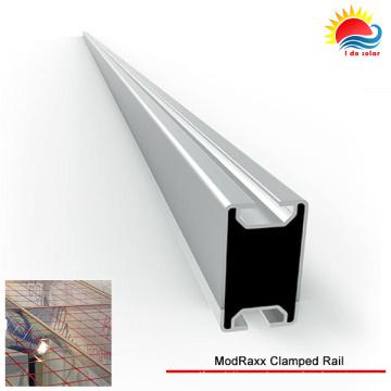 2016 nuevo diseño puesta a tierra la estructura de soporte para el Panel Solar (MD0010)