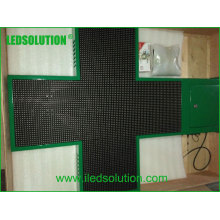 Ledsolution P10 LED Cross 100X100cm