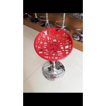 ABS Plastic Bar Stool Modern and Latest Style of High Quality Swivel Height Adjusted Bar Furniture