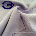 100 polyester quick dry honeycomb mesh fabric for sportswear