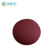 disco de acondicionamiento de superficie firme de óxido de aluminio para limpieza y luz
