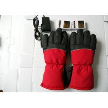 3.7v 2600mah Electric Lithium Battery Heated Clothing Gloves With Long Life Cycle