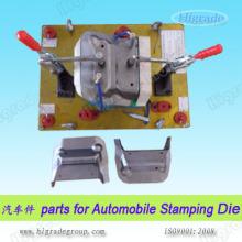 Découpe d'immatriculation automatique / automobile (C75)