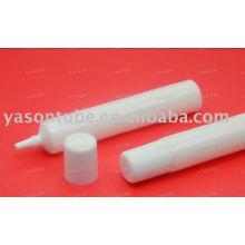 Tubo tubo de plástico para la esencia del ojo