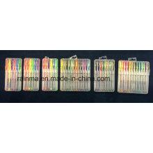 Vente en gros nouveau design pas cher entreprise Gel personnalisé en vrac gel stylos