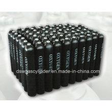 Cilindro de gás de oxigênio da fonte de China