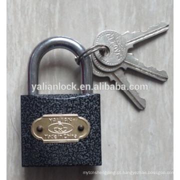 Tipo de arco preto padlock cor