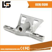 Aluminium de moulage mécanique sous pression usinant des pièces de rechange de moto électrique